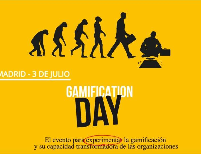 MADRID CELEBRARÁ POR PRIMERA VEZ EL GAMIFICATION DAY